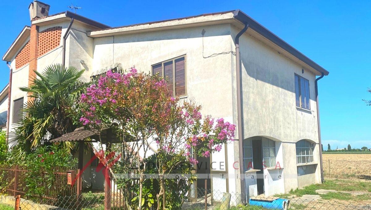 Rif. 1956 – Correzzola – Villa del Bosco – Bifamiliare con giardino